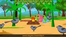 KZKCARTOON TV-Telugu rhymes _ Chinnari Chitti Chaduvulu _ Animals Telugu Rhymes Collection