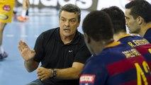 FCB Handbol: Xavi Pascual, prèvia Naturhouse La Rioja-FCB Lassa [CAT]