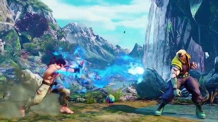 Les costumes alternatifs #1 de Street Fighter V
