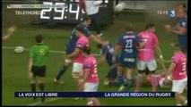 Auvergne-Rhône-Alpes, la grande région du rugby - La Voix est Libre - 2nde  partie