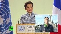Parole libre : La COP21 vue par Philippe Verdier. La science s'efface, la politique prime