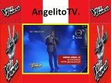 """La Voz Perú 13-12-2013 Jeremy Gómez nos canta """"Tan Enamorados"""""""