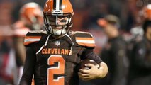 Report: Johnny Manziel will start for Browns