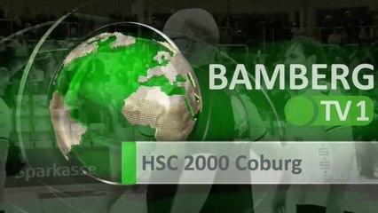 HSC Coburg ab sofort bei Bamberg TV1