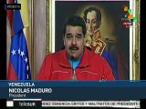 From the South - Victory Venezuelan Opposes Announces 1st Measures
