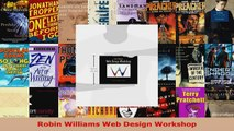 Read  Robin Williams Web Design Workshop PDF Online