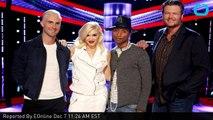 Adam Levine Avoids Awkward Blake Shelton and Gwen Stefani Question