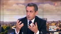 Échange tendu entre Sarkozy et Pujadas sur la suppression des subventions au planning familial