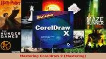 Read  Mastering Coreldraw 9 Mastering EBooks Online