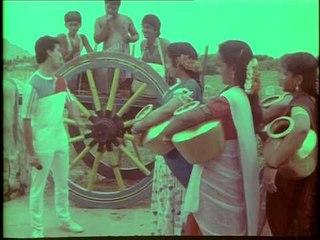 En rasavin manasile|Romance scene|Saradha preetha