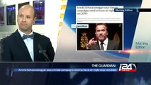A. Schwarzenegger : climate campaigns need to focus on 'right now' not 2050
