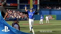 PlayStation Experience 2015: MLB The Show 16 - Announcement Trailer   PS4, PS3