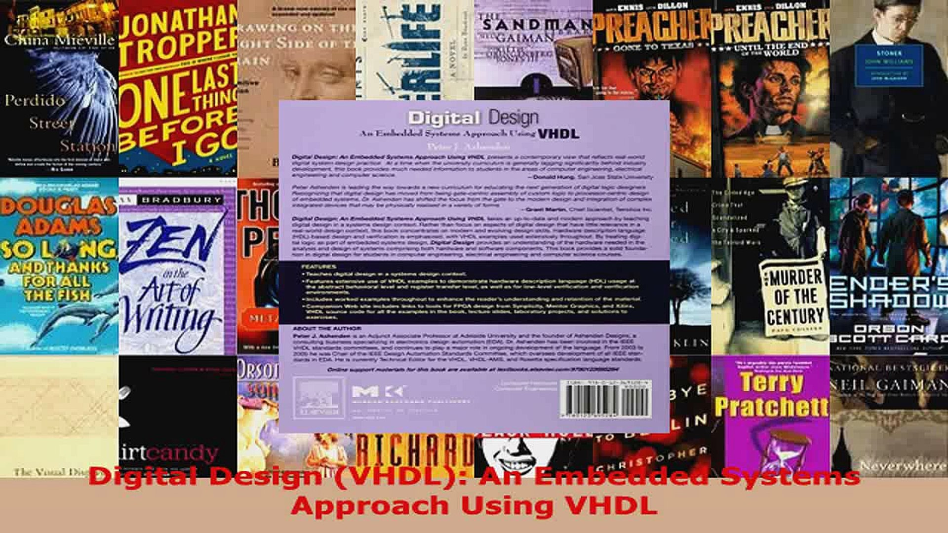 Read Digital Design Vhdl An Embedded Systems Approach Using Vhdl Ebook Free Video Dailymotion