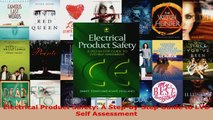 Read  Electrical Product Safety A StepbyStep Guide to LVD Self Assessment EBooks Online