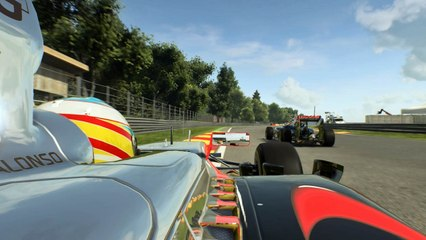 F1 2015 - Racing as Champions Trailer