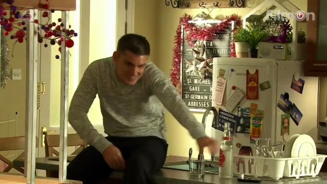 Ste and Harry (hollyoaks) December 8th 2015