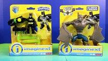 Imaginext Thunder Punch Batman Thunder Punches Man Bat For Capturing Flash & Cyborg