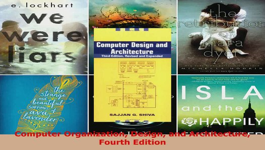 Read Computer Organization Design And Architecture Fourth Edition Ebook Free Video Dailymotion