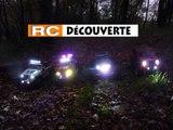 Rencontre RC Modélisme Tout terrain Crawler Scale Trial Nocturne Gorges 44 Nantes Sud Loire Atlantique