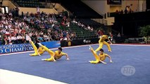 Acrobatic Gymnastics People Are Awesome ! 2012 Worlds Orlando Final Clip We are Gymnastics