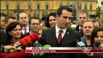 Tiranë, ngrihet flamuri kombëtar - News, Lajme - Vizion Plus