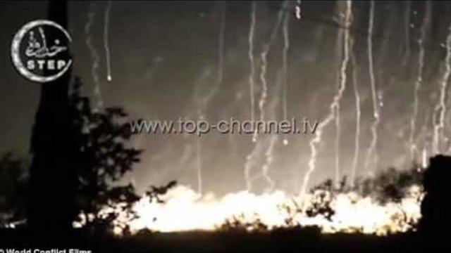 Raportimet: Rusia përdor armë kimike në Siri - Top Channel Albania - News - Lajme