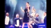 Katy Perry: Pop Singer Appears Onstage During Madonna's Concer...