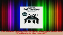 Read  The College Pandas SAT Writing Advanced Guide and Workbook for the New SAT PDF Free