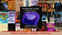 Read  Temporal Lobes Occipital Lobes Memory Language Vision Emotion Epilepsy Psychosis PDF Free