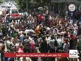 غزة: اغتيال عناصر من القسام في قصف سيارة عند مفترق الشعبية