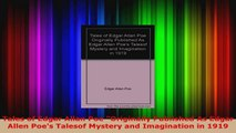 Read  Tales of Edgar Allan Poe Originally Published As Edgar Allen Poes Talesof Mystery and PDF Online
