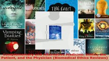 Read  Complementary and Alternative Medicine Ethics the Patient and the Physician Biomedical EBooks Online