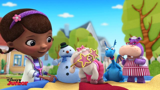Kirby And The King | Doc McStuffins | Disney Junior UK