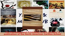 Read  The Marketing and Promotion of the Carillon A publication of the North American Carillon EBooks Online