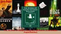 PDF Download  The Works of Ralph Vaughan Williams Clarendon Paperbacks Download Full Ebook