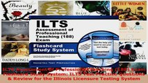 Read  ILTS Assessment of Professional Teaching 188 Exam Flashcard Study System ILTS Test EBooks Online