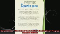 Corazon Sano  The Carbohydrate Addicts Healthy Heart Program Spanish Edition