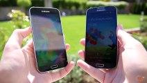 Samsung Galaxy S5 vs. Galaxy S4 (Deutsch)   SwagTab