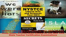 Read  NYSTCE Liberal Arts and Sciences Test 001 Secrets Study Guide NYSTCE Exam Review for Ebook Free