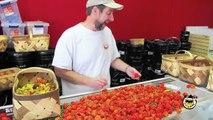 2 gars mangent le piment le plus fort du monde : Carolina Reaper