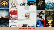 Read  The Political Zoo Ebook Free