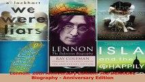 PDF Download  Lennon 20th Anniversary Edition The Definitive Biography  Anniversary Edition Read Full Ebook