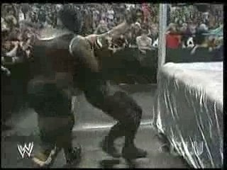 Undertaker vs. Batista Cage Match 2