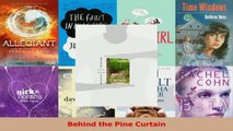 Download  Behind the Pine Curtain PDF Free