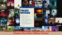 Read  Master the Police Officer Exam 16e Petersons Master the Police Officer Exam EBooks Online