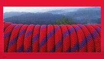 Best buy Climbing Harness  105mm 10M20M3050M rock climbing rope abseiling rope climbing cord climbing equipment