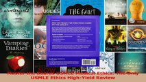 Read  Master the Boards USMLE Medical Ethics The Only USMLE Ethics HighYield Review Ebook Free