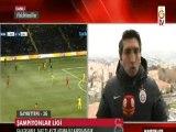 Galatasaray-Astana maçı öncesi bilgiler. (GS TV- 8 Aralık)