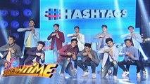 It's Showtime Hashtags: Hashtags' sexy dance number
