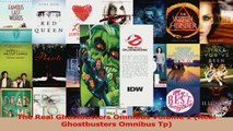 Read  The Real Ghostbusters Omnibus Volume 1 Real Ghostbusters Omnibus Tp Ebook Free
